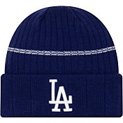 New Era Men's Los Angeles Dodgers Blue Sports Knit Hat
