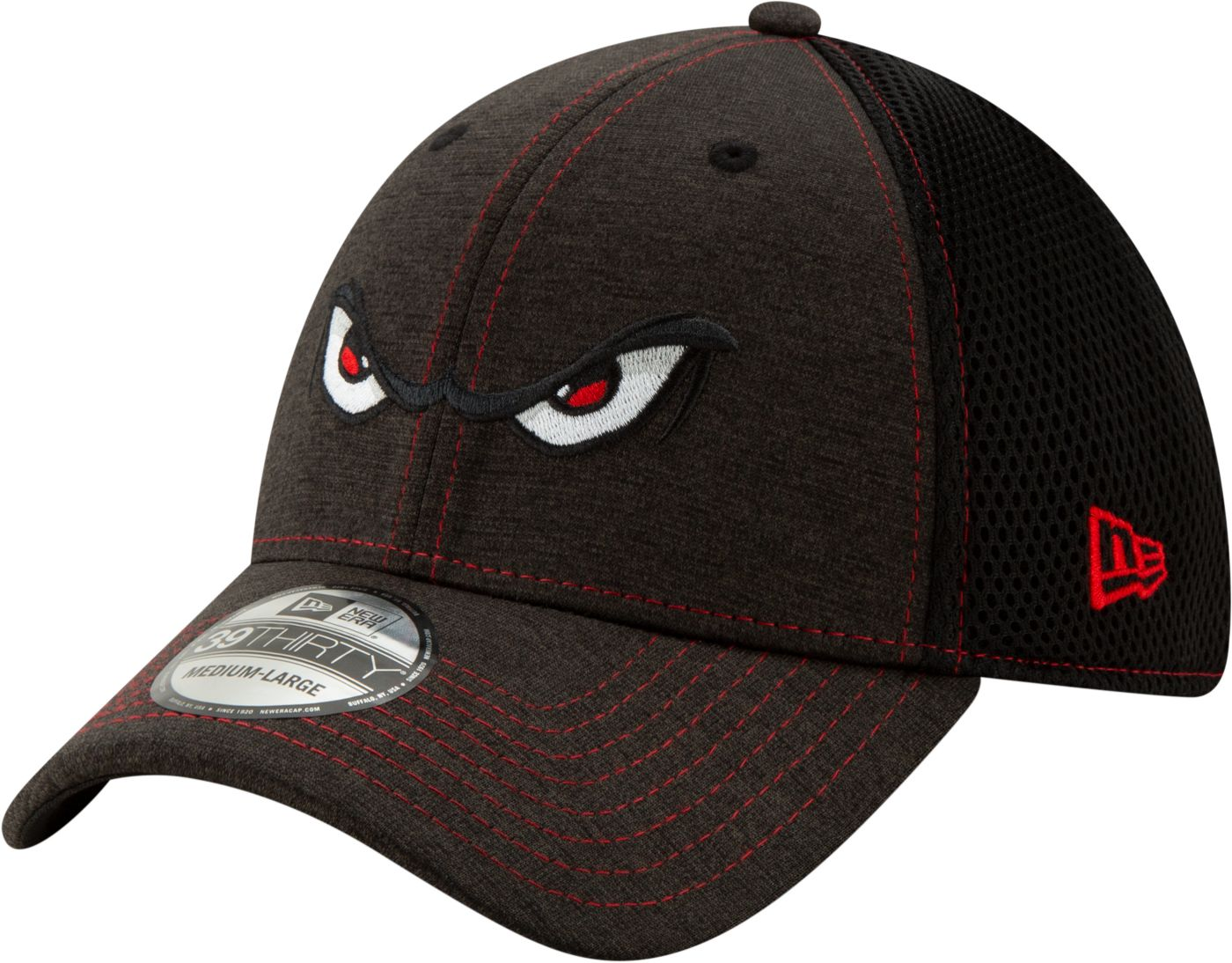 New Era Men's Lake Elsinore Storm 39Thirty Stretch Fit Hat