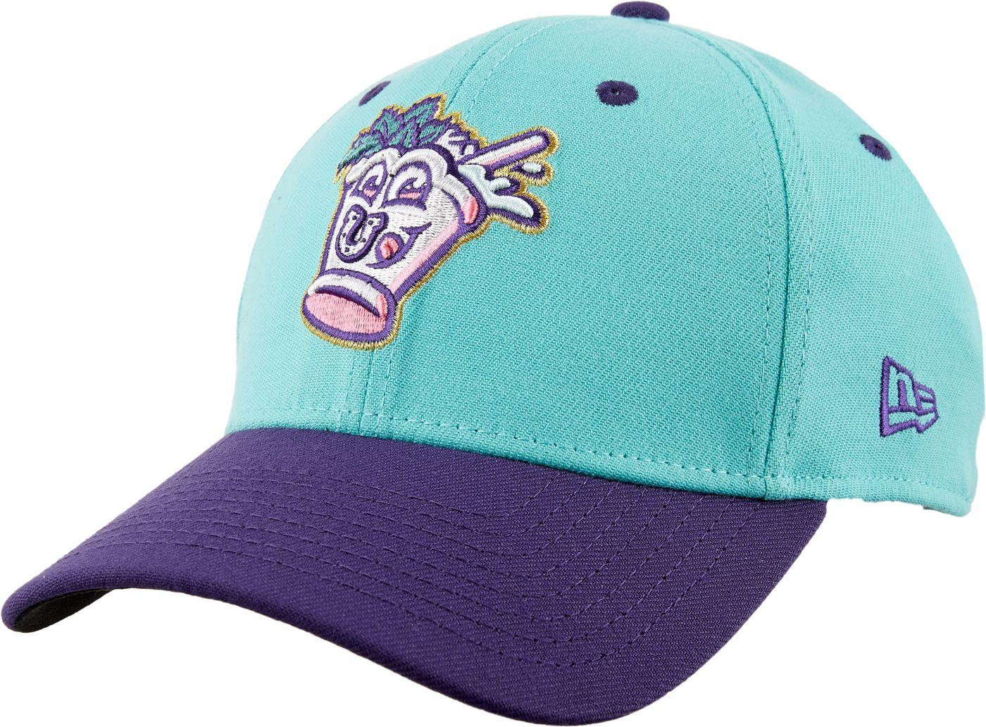 New Era Men's Louisville Bats 39Thirty Theme Night Stretch Fit Hat