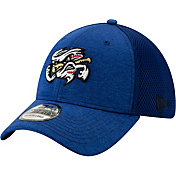 New Era Men's Omaha Storm Chasers 39Thirty Stretch Fit Hat