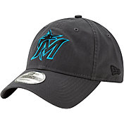 New Era Men's Miami Marlins 9Twenty Adjustable Hat
