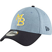 New Era Men's Myrtle Beach Pelicans 39Thirty Stretch Fit Hat