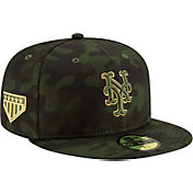 New Era Men's New York Mets 59Fifty Armed Forces Fitted Hat