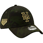 New Era Men's New York Mets 39Thirty Armed Forces Stretch Fit Hat