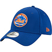 New Era Men's New York Mets Blue 39Thirty Clubhouse Stretch Fit Hat