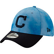 New Era Men's Cleveland Indians 39Thirty 2019 Father's Day Stretch Fit Hat
