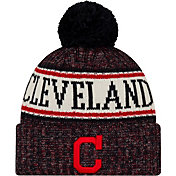 New Era Men's Cleveland Indians Sports Knit Hat