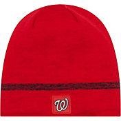 New Era Men's Washington Nationals Clubhouse Knit Hat