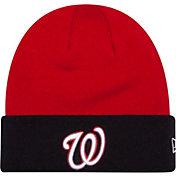 New Era Men's Washington Nationals Cuff Knit Hat
