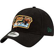 New Era Men's Missoula PaddleHeads Black 9Twenty Adjustable Hat