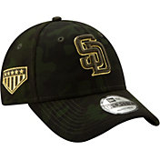 New Era Men's San Diego Padres 9Forty Armed Forces Adjustable Hat
