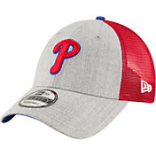 New Era Men's Philadelphia Phillies 9Forty Adjustable Hat
