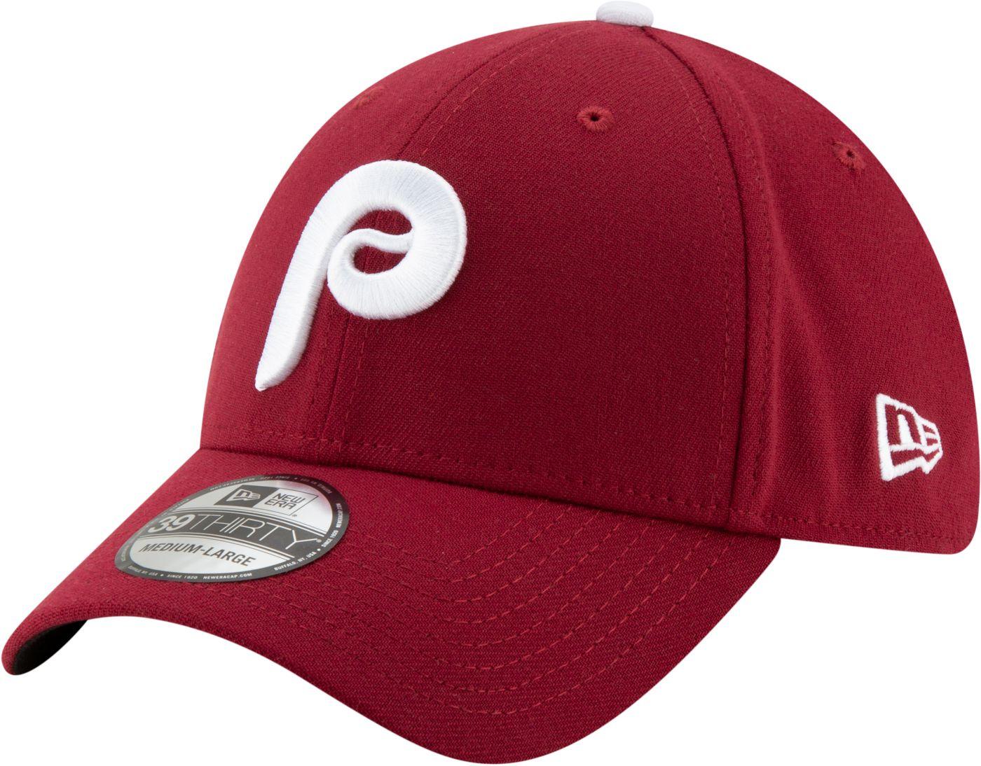 New Era Men's Philadelphia Phillies 39Thirty Stretch Fit Hat