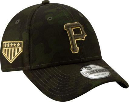 separation shoes 55a57 bf1ab New Era Men s Pittsburgh Pirates 9Forty Armed Forces Adjustable Hat.  noImageFound. Previous
