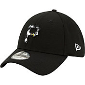New Era Men's 2020 Spring Training Pittsburgh Pirates Black 39Thirty Stretch Fit Hat
