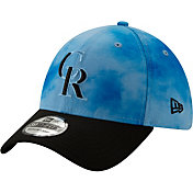 New Era Men's Colorado Rockies 39Thirty 2019 Father's Day Stretch Fit Hat