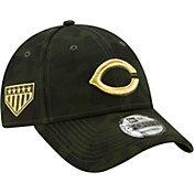 New Era Men's Cincinnati Reds 9Forty Armed Forces Adjustable Hat