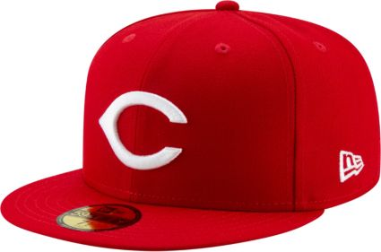 low priced a0ed6 3e936 New Era Men s Cincinnati Reds 1967 59Fifty Authentic Hat. noImageFound.  Previous. 1