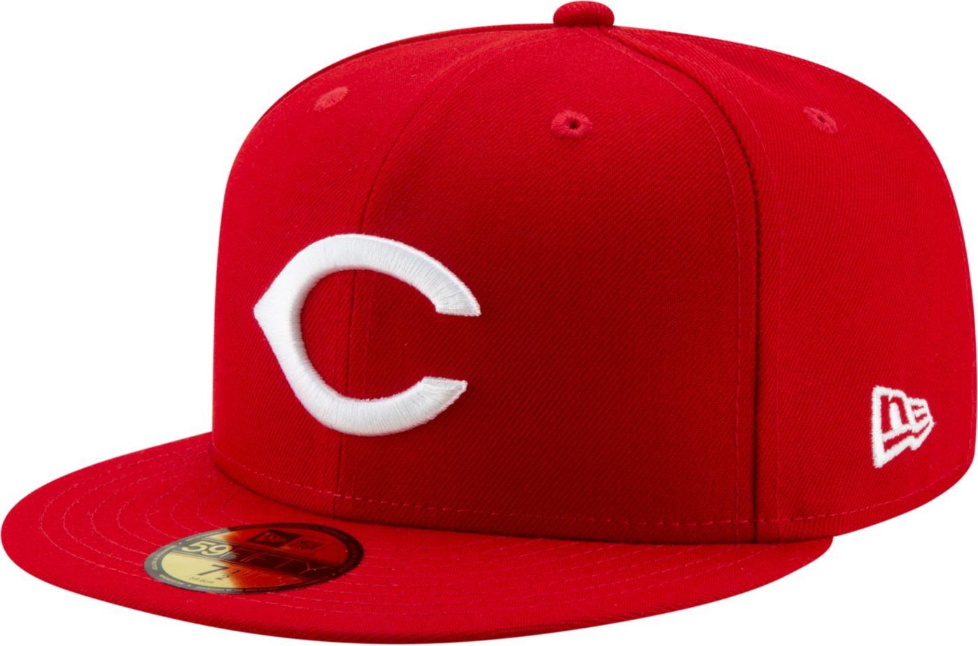 New Era Men's Cincinnati Reds 1967 59Fifty Authentic Hat
