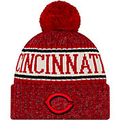 New Era Men's Cincinnati Reds Sports Knit Hat