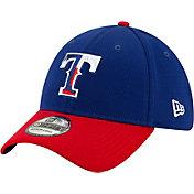 New Era Men's 2020 Spring Training Texas Rangers Blue 39Thirty Stretch Fit Hat
