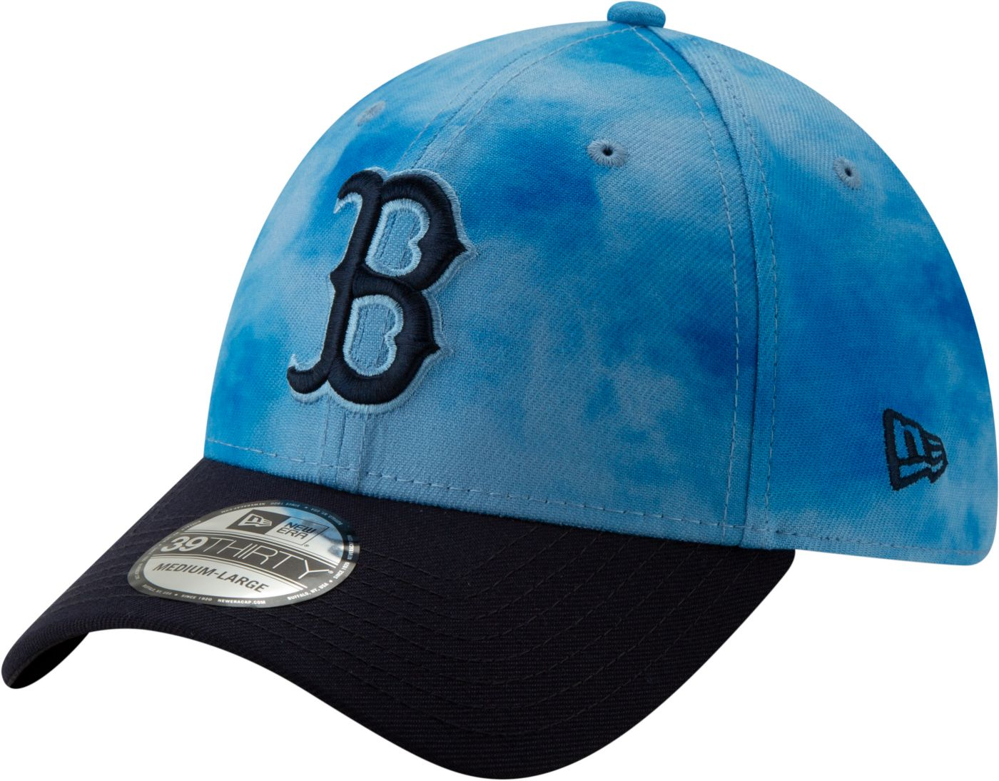 New Era Men's Boston Red Sox 39Thirty 2019 Father's Day Stretch Fit Hat