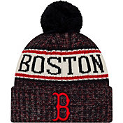 New Era Men's Boston Red Sox Sports Knit Hat