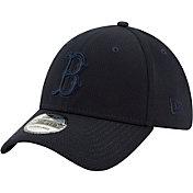 New Era Men's Boston Red Sox Navy 39Thirty Perftone Stretch Fit Hat