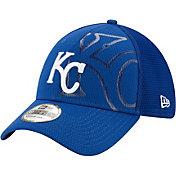 New Era Men's Kansas City Royals Royal 39Thirty Tonel Neo Stretch Fit Hat