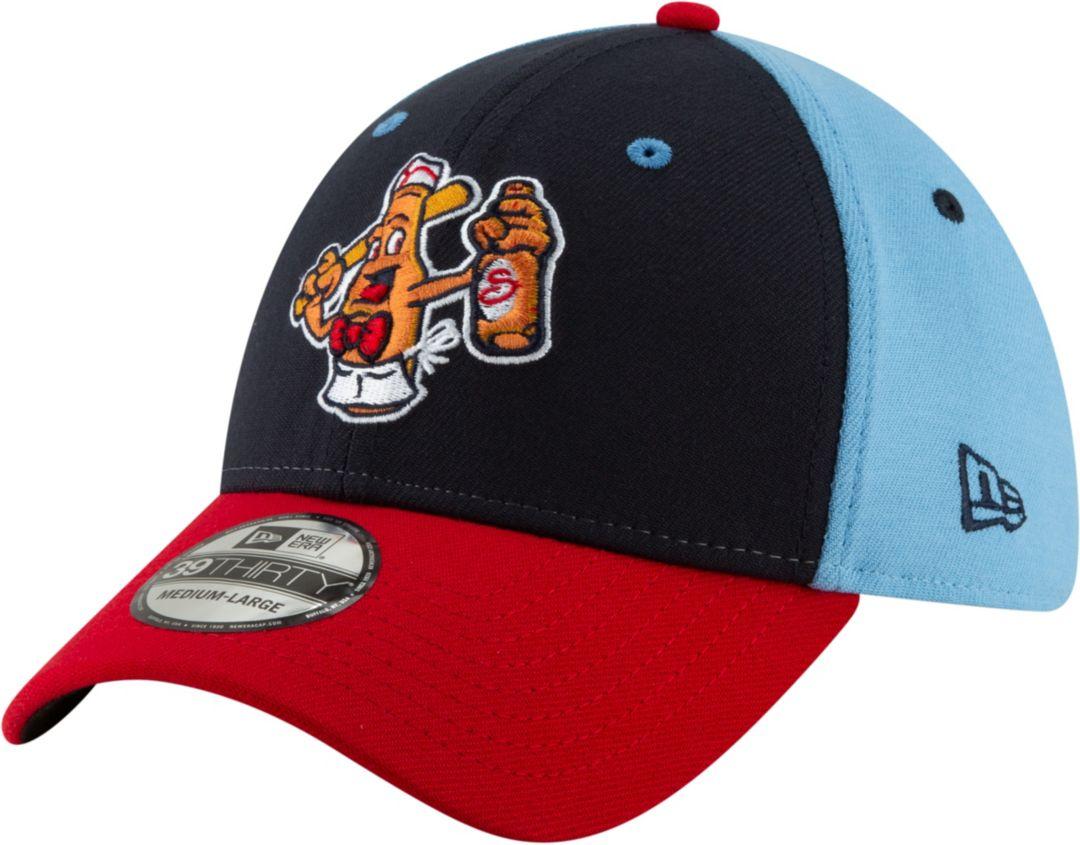 031535b92c9ac1 New Era Men's Salem Red Sox 39Thirty Theme Night Stretch Fit Hat ...