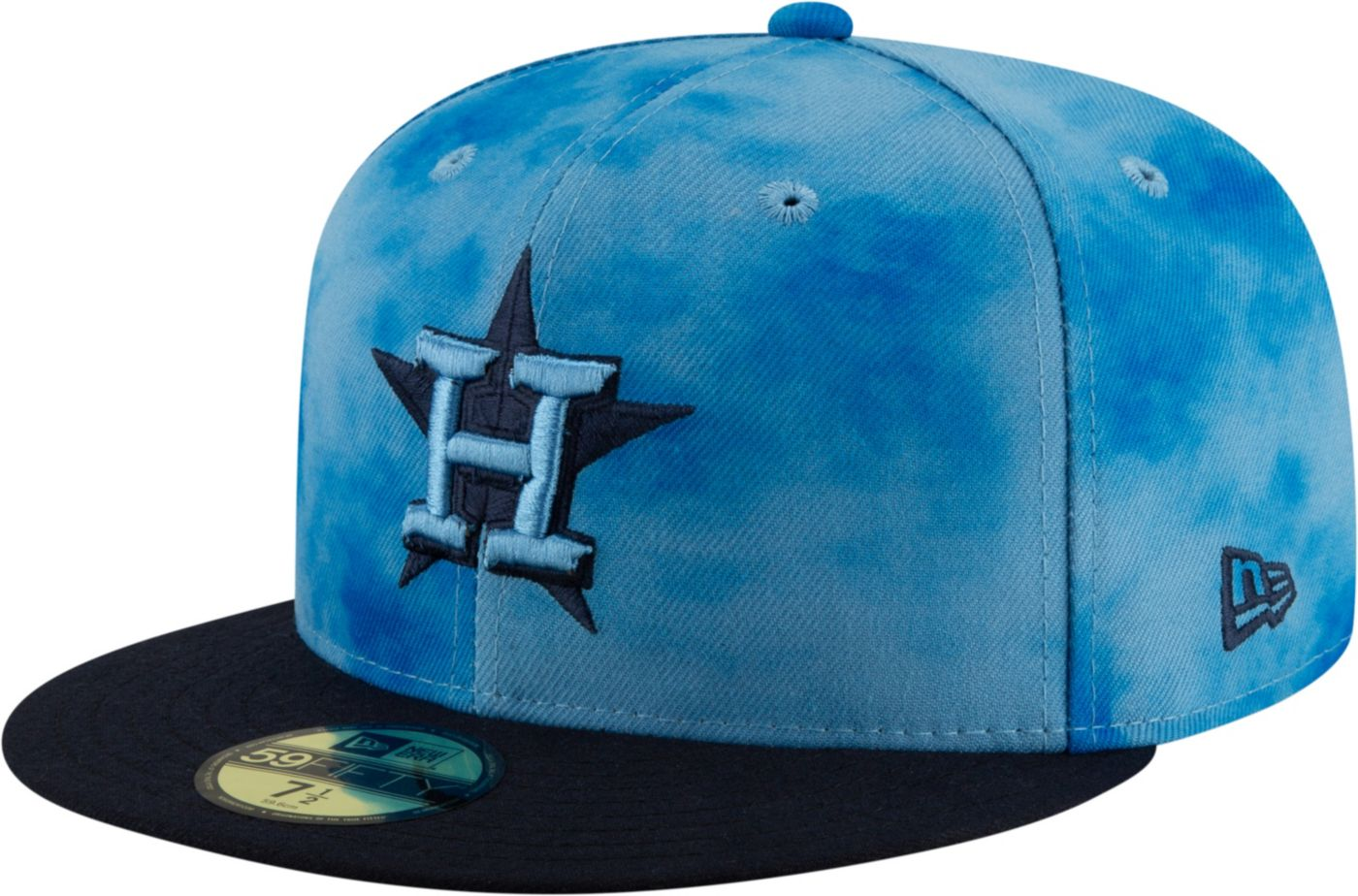 New Era Men's Houston Astros 59Fifty 2019 Father's Day Fitted Hat