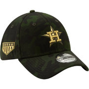 New Era Men's Houston Astros 39Thirty Armed Forces Stretch Fit Hat