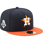 New Era Men's 2019 World Series 59Fifty Houston Astros Authentic Hat