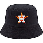 New Era Men's Houston Astros Black Adventure Bucket Hat