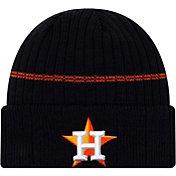 New Era Men's Houston Astros Navy Sports Knit Hat