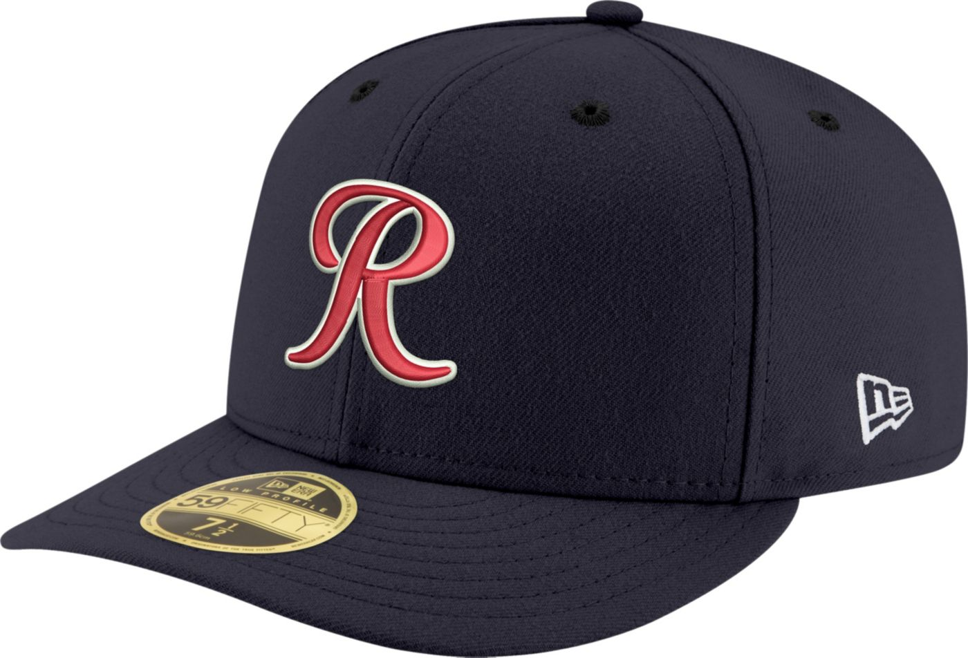 New Era Men's Tacoma Rainiers 59Fifty Low Crown Fitted Hat