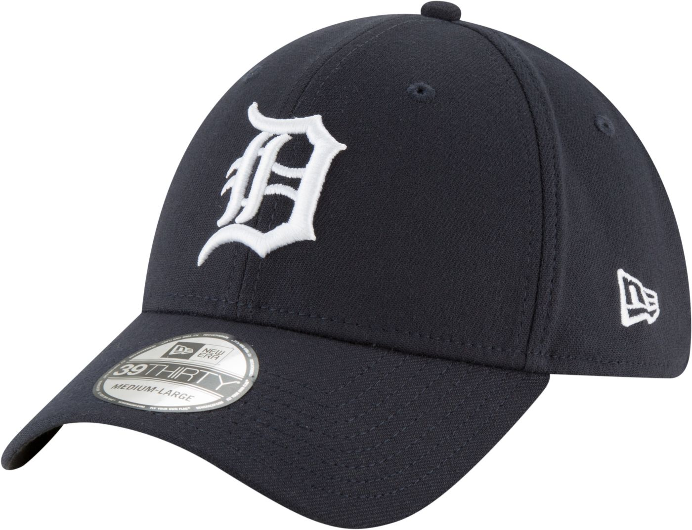 New Era Men's Detroit Tigers 39Thirty Stretch Fit Hat