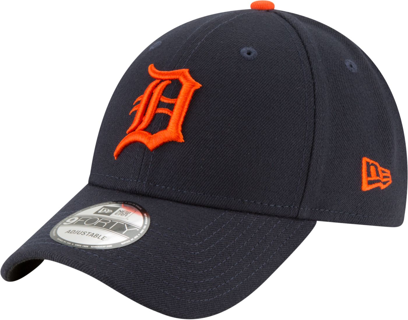 New Era Men's Detroit Tigers 9Forty League Adjustable Hat