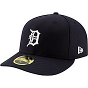 New Era Men's Detroit Tigers 59Fifty Home Navy Low Crown Fitted Hat