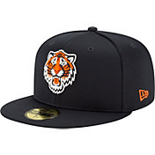 New Era Men's Detroit Tigers Navy 59Fifty Clubhouse Fitted Hat