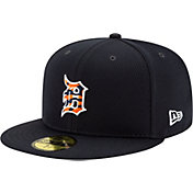 New Era Men's 2020 Spring Training Detroit Tigers Navy 59Fifty Authentic Fitted Hat