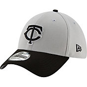 New Era Men's Minnesota Twins 39Thirty Stretch Fit Hat