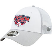 New Era Men's Minnesota Twins 9Forty 2019 AL Central Champions Adjustable Hat