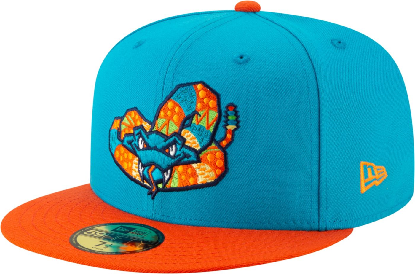 New Era Men's Wisconsin Timber Rattlers 59Fifty 2019 COPA Authentic Hat