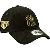 New Era Men's New York Yankees 9Forty Armed Forces Adjustable Hat