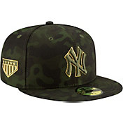 10859476187bb Product Image · New Era Men s New York Yankees 59Fifty Armed Forces Fitted  Hat