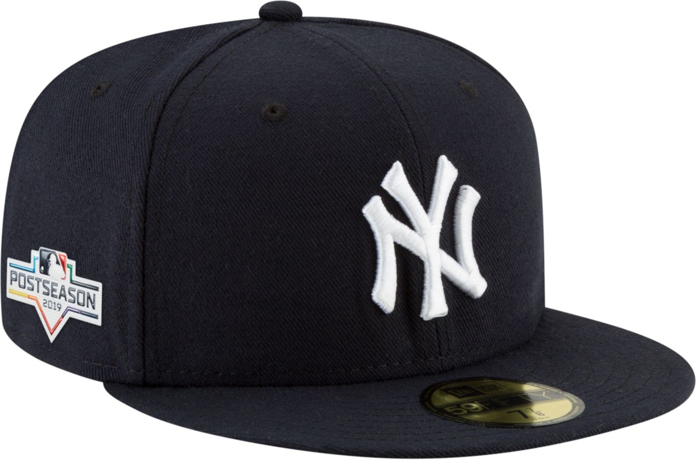 New Era Men's New York Yankees 59Fifty 2019 MLB Postseason Authentic Hat