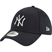 New Era Men's New York Yankees Navy 39Thirty Clubhouse Stretch Fit Hat