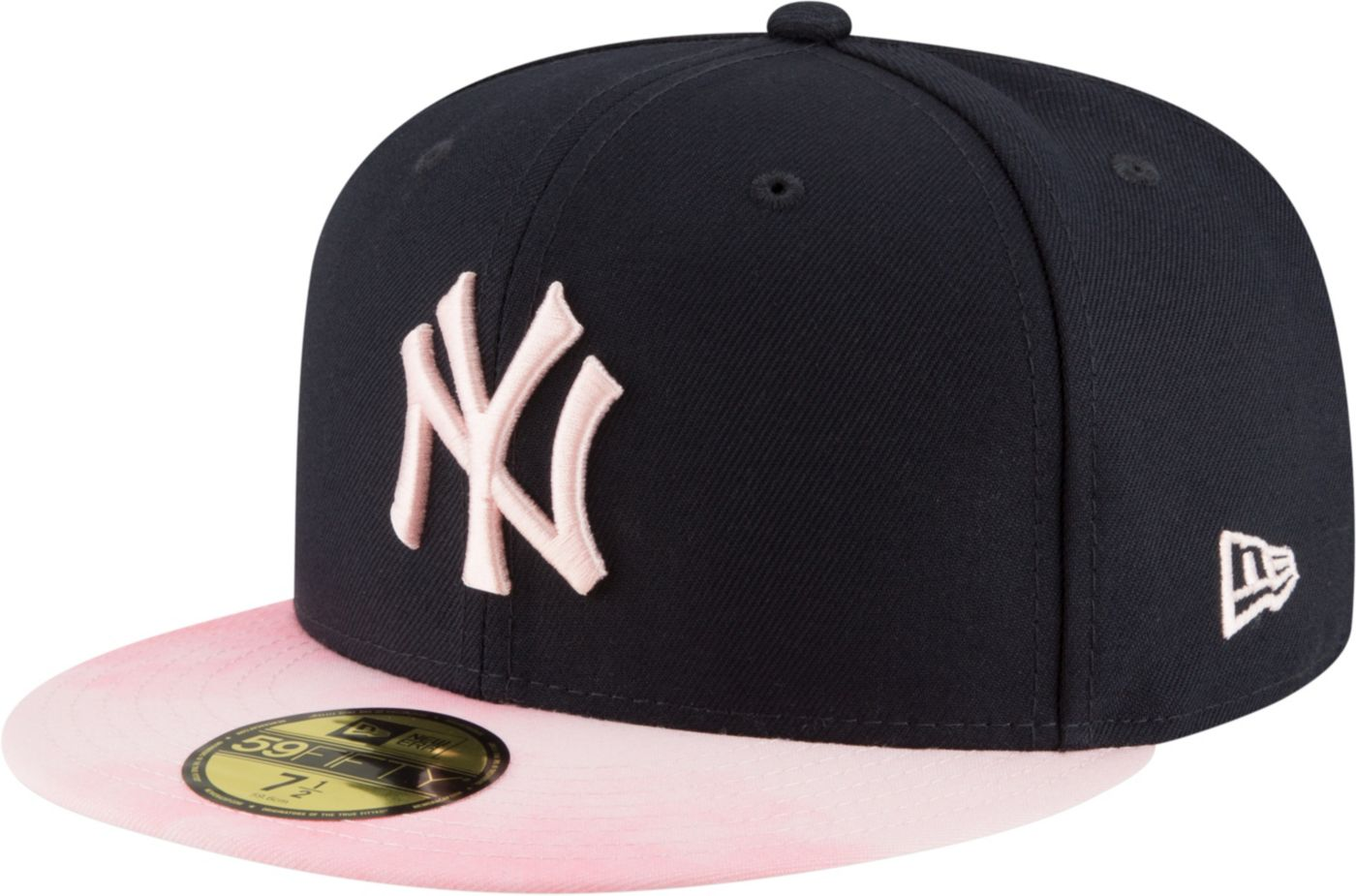 New Era Men's New York Yankees 59Fifty 2019 Mother's Day Fitted Hat