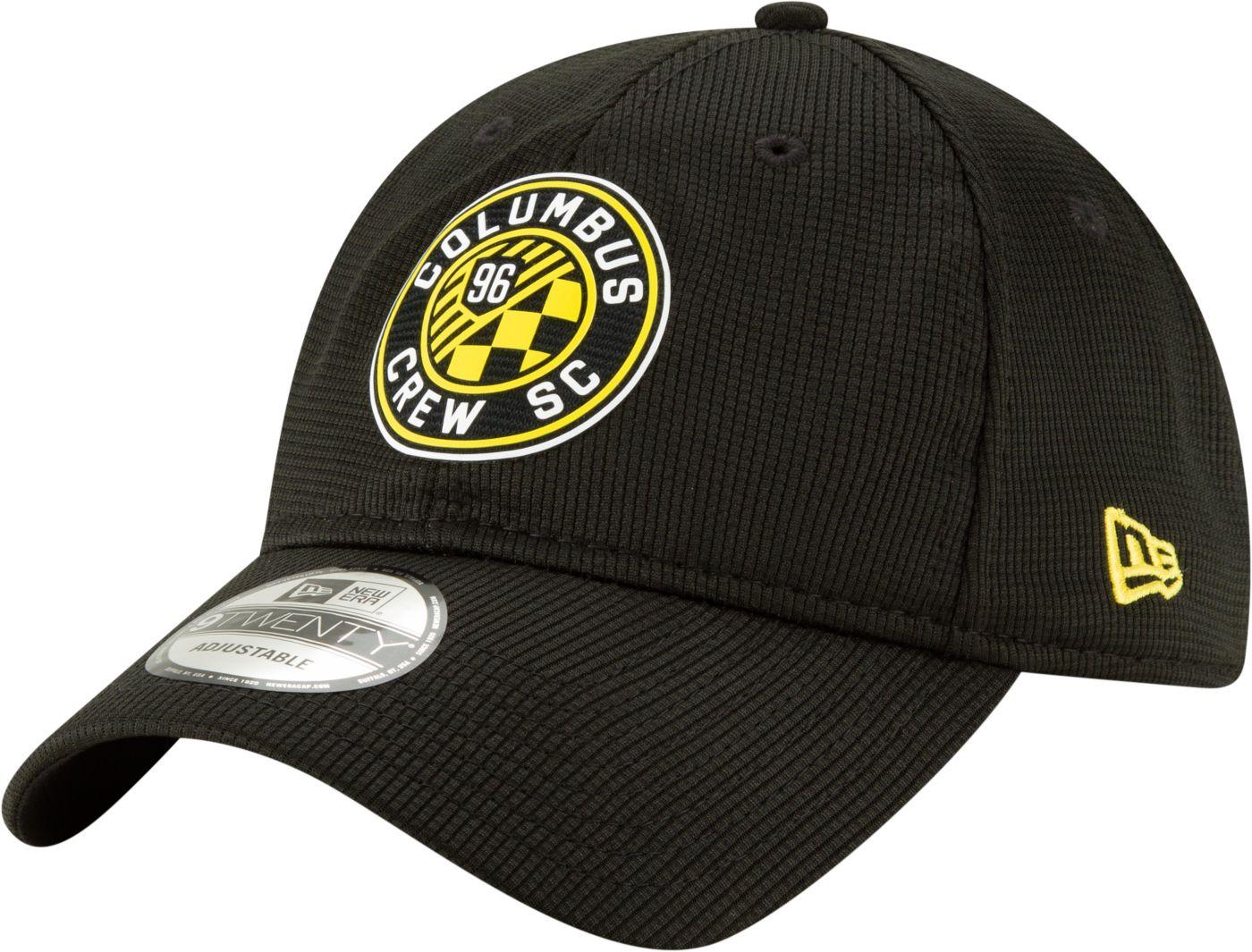 MLS Men's Columbus Crew 9Twenty Adjustable Hat